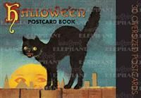 Halloween Postcard Book 6,80€