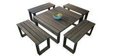 Le Bench - Reclaimed Ironbark Table