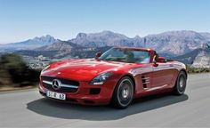 2012 Mercedes Benz SLS AMG Roadster Available for Pre Order Through Dave Knows Cars and Feldmann Imports! - Dave Knows Cars Pictures Of Sports Cars, Slr Mclaren, Mercedes Benz Sls Amg, Sport Cars, Custom Cars, Luxury Cars, Lamborghini, Ferrari, Convertible
