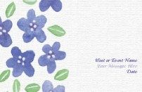 Forget Me Not Save the Date