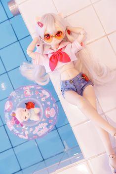 (6) Media Tweets by 👈인형 있는 りび (@leeveeS2) / Twitter Kawaii Doll, Kawaii Anime Girl, Anime Art Girl, Anime Dolls, Bjd Dolls, Beautiful Anime Girl, Beautiful Dolls, Anime Drawing Styles, Monster High