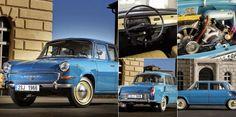 All Cars NZ: 1964 Skoda 1000 MB