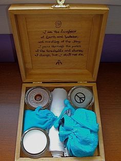 ✯..Travel Altar Kit :: By Alison Leigh Lilly..✯