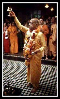 Rare pictures of Srila Prabhupada