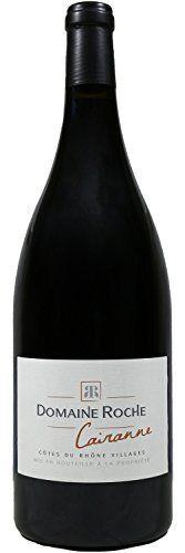 Magnum, Cairanne, Domaine Roche (Côtes du Rhône Villages), 2012 – Vin Rouge: Appellation : Côtes du Rhône et Villages Caractéristiques :…