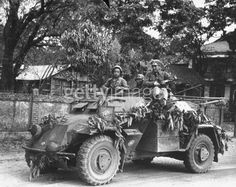 Sd.Kfz.221 of the Chinese Nationalist Army
