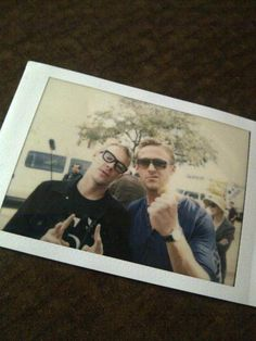Diplo and Ryan Gosling. Dreamy and dreamy