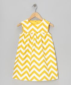 Classic Chevron Dress...Darling!