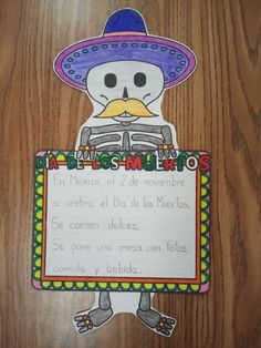 Dia de los Muertos en México (Day of the Dead in Mexico)
