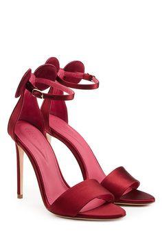 Satin Sandals - Oscar Tiye | WOMEN | AU STYLEBOP.COM