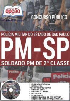 NewsApostilas : Apostila Concurso PM SP 2017 (ATUALIZADA)