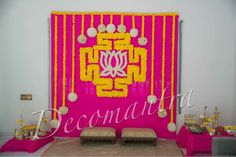 Wedding Hall Decorations, Marriage Decoration, Diwali Decorations, Festival Decorations, Baby Shower Decorations, Flower Decorations, Indian Baby Showers, Traditional Decor, Event Decor