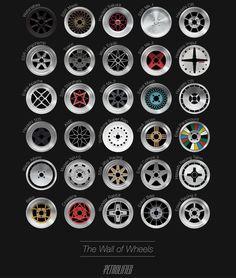 Tint World Custom Wheel Options Golf Mk3, Honda Jazz, Mini Coper, Porsche Gts, Honda Civic, Jdm Wheels, Motos Honda, Custom Hot Wheels, Rims For Cars