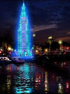 Todd van Hulzen Interview | Amsterdam Light Festival