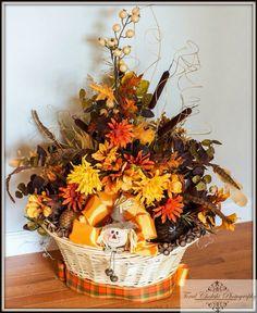 Dry Flower arrangement by Kruti Creations