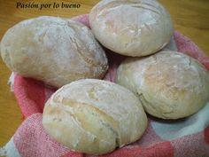 Receta Entrante : Bollos de chapata con preparado de lidl por Yneus