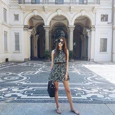 Ciao Milano! 🇮🇹 #milano #italy #summer Ciao Milano, Italy Summer, Lifestyle, Casual, Dresses, Fashion, Gowns, Moda, La Mode