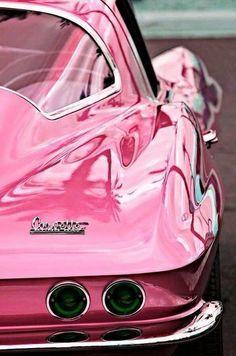 ⊱⚜ Perfectly Pink ⚜⊰ #littlepinkcorvette