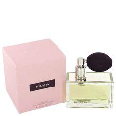 Prada Perfume 2.7 oz Refillable ( with ATOMIZER ) EDP By PRADA FOR WOMEN NIB #Prada