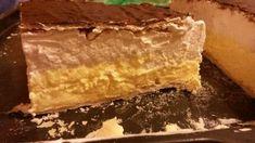 Krémeš z lístkového cesta Dessert Recipes, Desserts, Tiramisu, Food To Make, Sweet, Ethnic Recipes, 1, Hampers, Tailgate Desserts