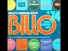 """BILLO - 1973 - L.P. BILLO '74 - LADO A - 6 Temas.-     José Villa 24 de junio de 2011     Detalles de este sabroso LP:    Lado """"A""""  1. LA FLOR DEL TRABAJO - Paseaíto  (Carlos Vidal-Víctor Mendoza) Canta: Cheo García  2. AGUINALDO CON BILLO - Aguinaldo  (Pedro Rojas) Canta: Cheo García  3. EL BODEGUERO - Merengue  (Luciano Murillo) Canta: Cheo García  4. Y VI..."""