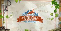 Volga 30 päivässä 2016 Ville Haapasalo