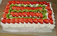 Čistinkina vareška: Torta Pavlova
