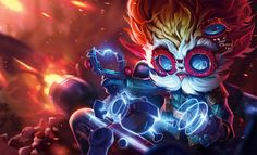 El Arte de League of Legends