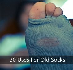 30 Uses For Old Socks