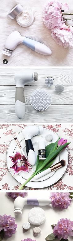 Get the Skin Brush all the bloggers are raving about!! Now just $34.99 (originally $100)!   Radiant, healthy skin starts with a complete beauty routine. The Spin for Perfect Skin face and body brush is a versatile tool designed to keep your skin looking fresh and flawless.   Shop: bellabeautydevices.com