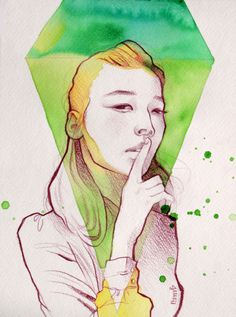 Secret Diamond / Julie Robertson