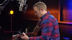 Danny Heslop on the Mormon Music Channel Studio