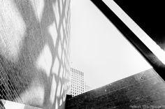 I was walking by and stop to take a photograph of the shadow of the building that was cast. Walking By, Houston, Photograph, Abstract, Building, Artwork, Photography, Work Of Art, Buildings