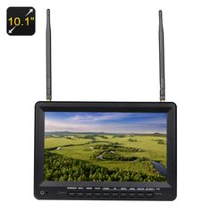 10.1 Inch FPV Monitor For Aerial Photography