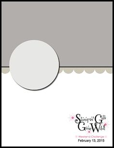 Stampin' Gals Gone Wild Weekend Challenge! February 13, 2015 www.SimplySimpleStamping.com