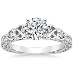 Discover the history and beautiful styles of Irish engagement rings! Give the gift of eternal love!