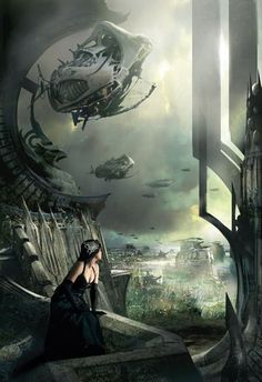 "Book Covers -- Stephan Martiniere ****If you're looking for more Sci Fi, Look out for Nathan Walsh's Dark Science Fiction Novel ""Pursuit of the Zodiacs."" Launching Soon! PursuitoftheZodiacs.com****"
