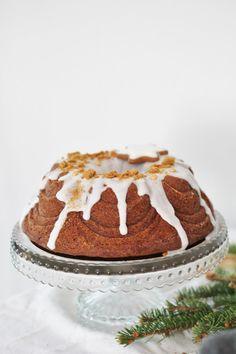 KakkuKatri: Mausteinen banaanikakku