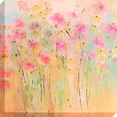 Buy Sue Fenlon - Summer Breeze Canvas, 40 x 40cm online at JohnLewis.com - John Lewis