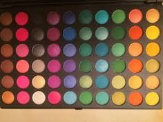 TIPS on how to use EYESHADOWS effectively?