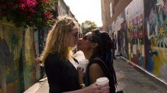 Don't think I've seen a couple as beautiful & loving as Nomi & Neets from @Sense8. Truly a role-model couple! #Sense8
