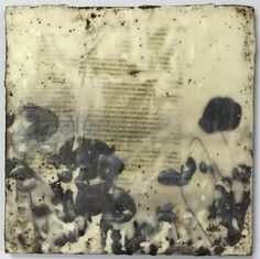 ORIGINAL encaustic nature 1 of 5 | Donna Downey Studios Inc