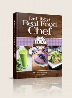13 best dr libby products images on pinterest libby weaver diet buy real food chef by libby weaver dr at mighty ape nz dr libbys real food chef is a whole cooking system born from the desire to inspire us to eat what forumfinder Images