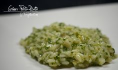 Ethnic Recipes, Food, Green Pesto, Risotto Recipes, Food Food, Meals, Yemek, Eten
