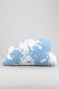 Plum & Bow - Denim Cloud Pillow