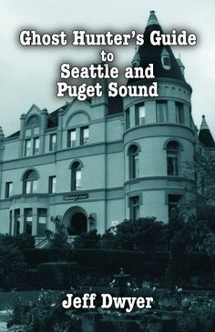 Cover is Manresa Castle in Port Townsend, WA. Spent 2 nights there, loved it!