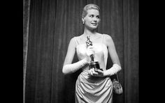 Grace Kelly: As a leading lady in Hollywood, Grace Kelly wins the Academy Award for Best Actress for her role in The Country Girl (1954), in which she portrayed the dowdy and neglected wife of an alcoholic. (Photo by Michael Ochs Archives/Getty Images)