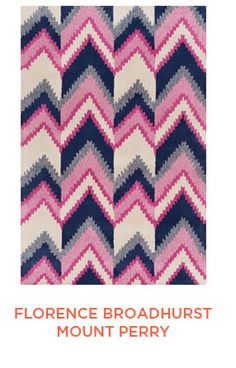 rug trend pop of pink rugs direct becki owens