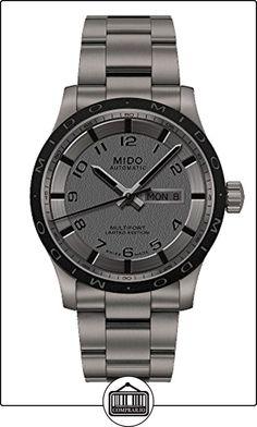 c2d52ae37086 Reloj de pulsera para hombre - Mido M018.430.44.062.00 ✿ Relojes para hombre