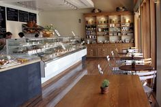french cafe interior | Cafe - Los Angeles — Swell City Guide